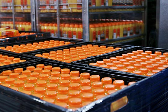 HPP, Cold Storage, Kitting, Bottling, & Other Cold Chain